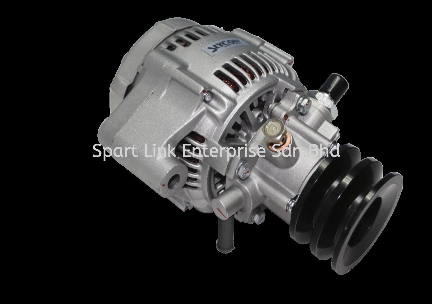 Alternator Toyota Hiace LH112 3L 80A