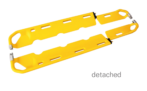Thermal Treated Polymer Scoop Stretcher
