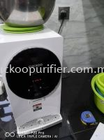Cuckoo Water Purifier IRIS Hot, Cold, Warm 3 types of water temperature installed at JB