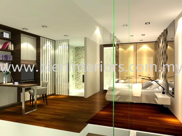 Sovo Show Unit,Taman Perindustrian Puchong Interior Design