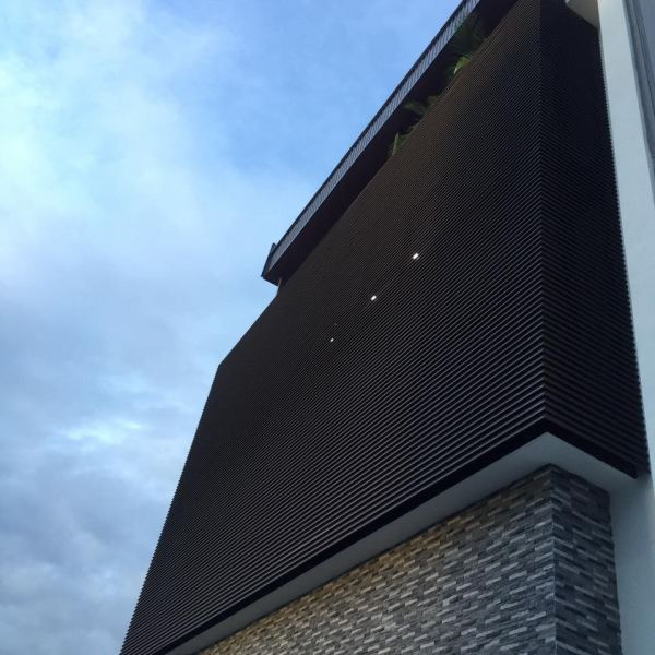 Weather Shade & Ventilation Louvres