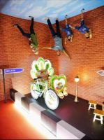 Attraction in Malacca@UPSIDE DOWN HOUSE MALACCA
