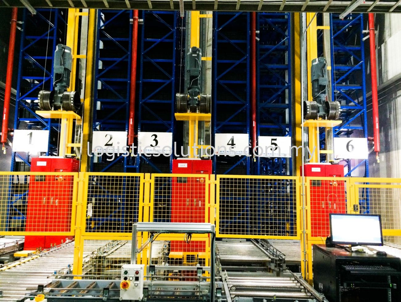 Automated Storage Retrieval System ASRS