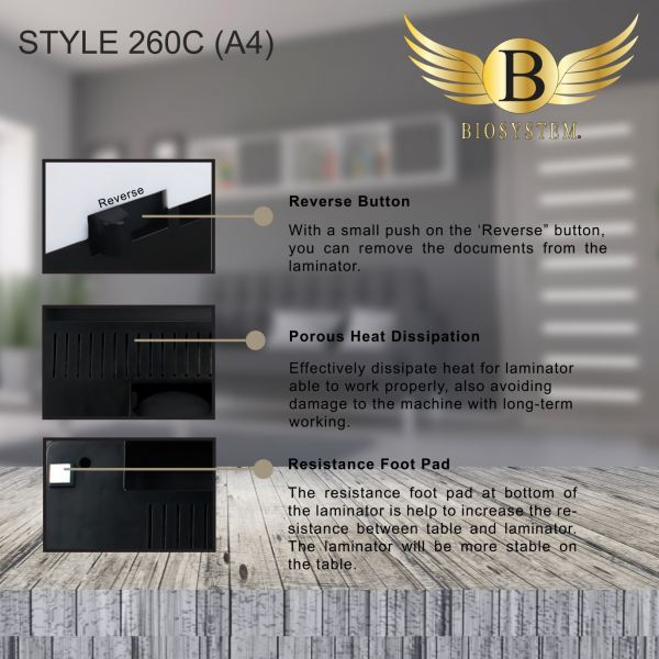 Style 260C (A4)