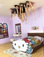 Upside down house Malacca