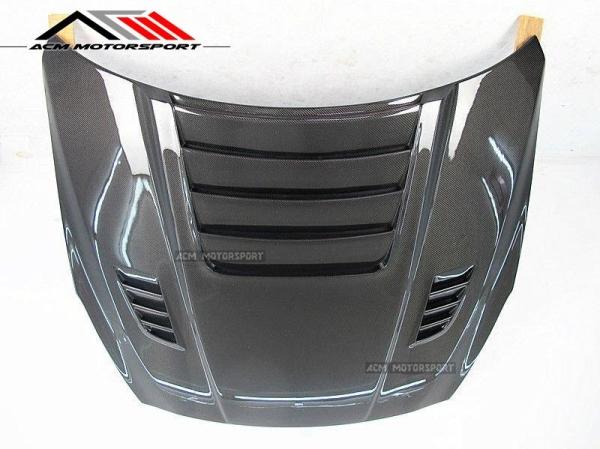 Nissan Skyline R35 Revozport Carbon Bonnet