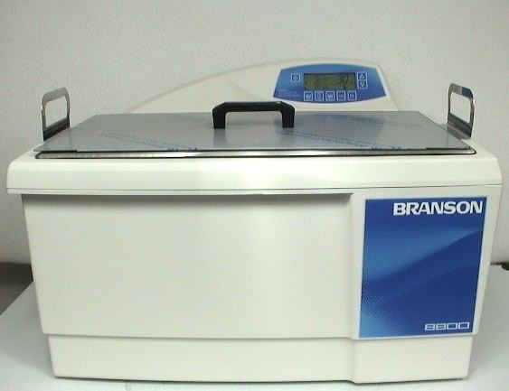 Branson Ultrasonics Cleaning Baths Model CPX8800H