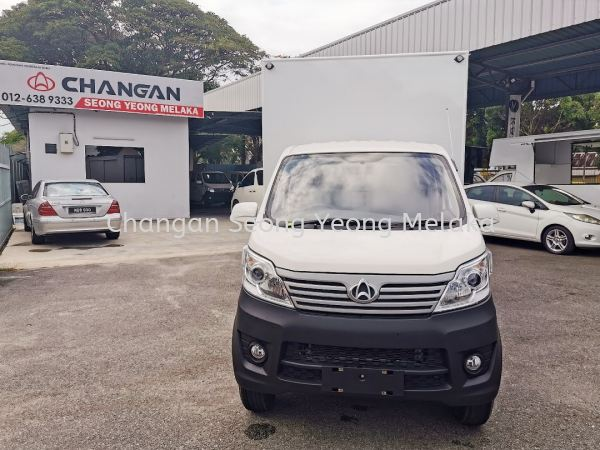 CHANGAN Era Star II Box Van Twin Sliding Doors