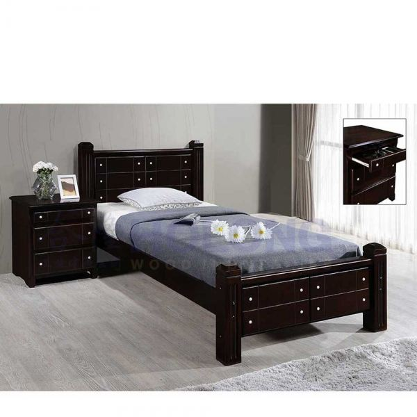 Classic Bed / Signature Bed Post HL1837