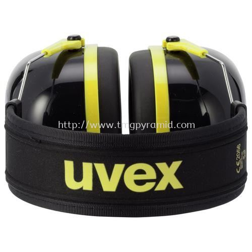 Uvex K2 Headband Safety Earmuff
