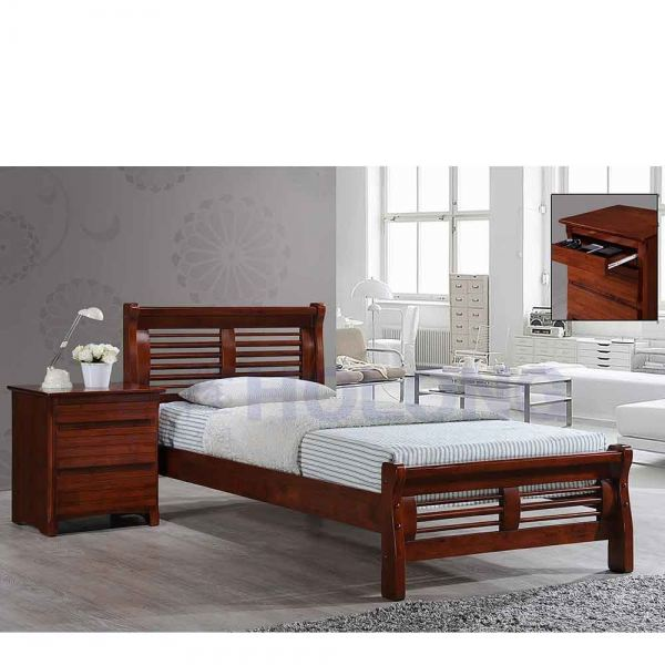 Classic Bed / Essence of Wood HL1781