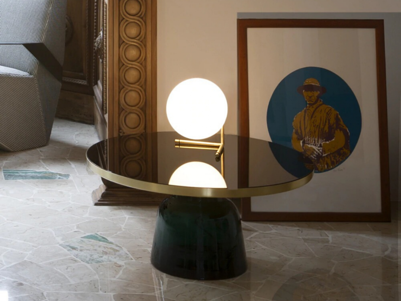 IP-STL SPHERE TABLE LAMP