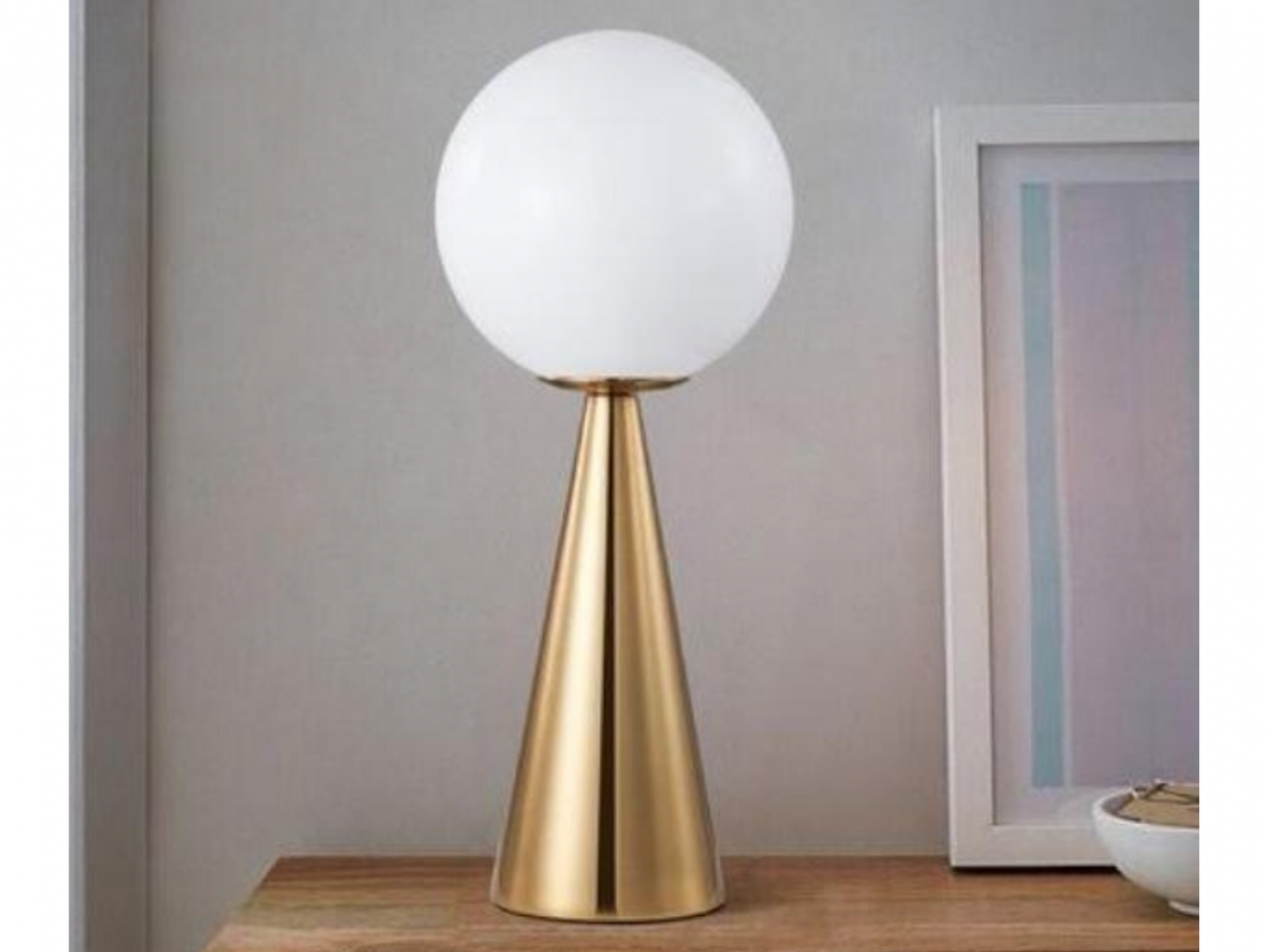 IP-UGT URBAN GOLD TABLE LAMP
