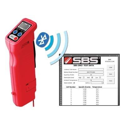 SBS-2003 DIGITAL HYDROMETER AND TESTER