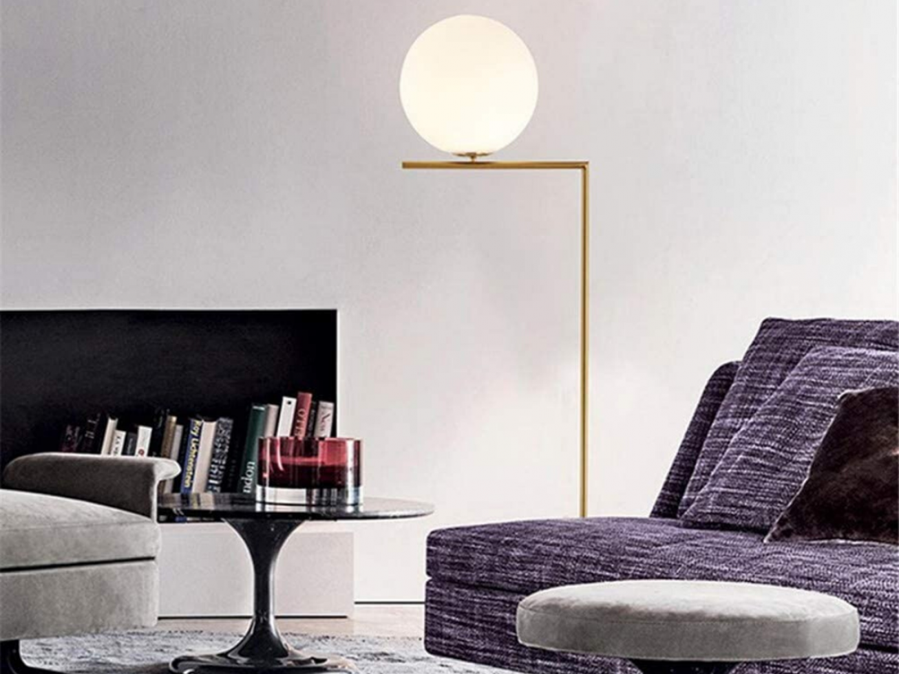IP-SFL SPHERE FLOOR LAMP
