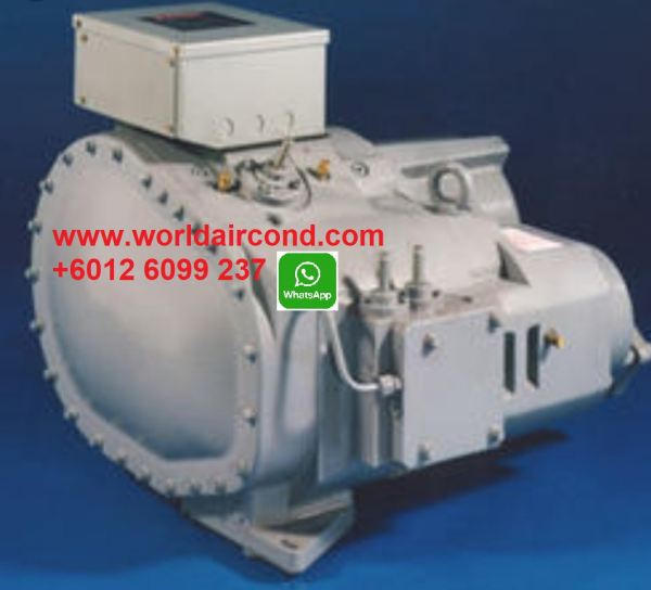 06NW 06NA CARRIER SCREW COMPRESSOR PARTS