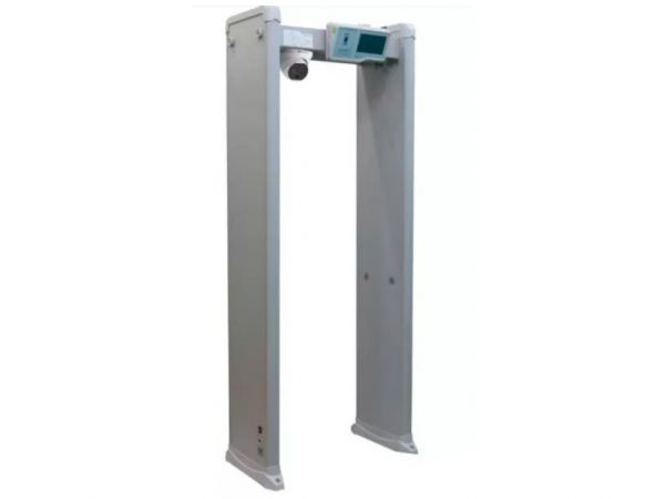 HIK Vision ISD-SMG318LT-F: Metal Detector Door with Temperature Screening