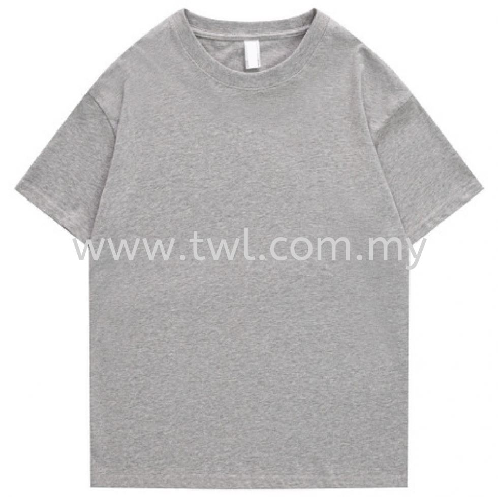 Drop Shoulder T-Shirt (TS020)