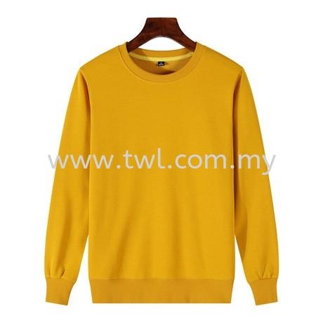 Sweater Terry Plain (TS025)