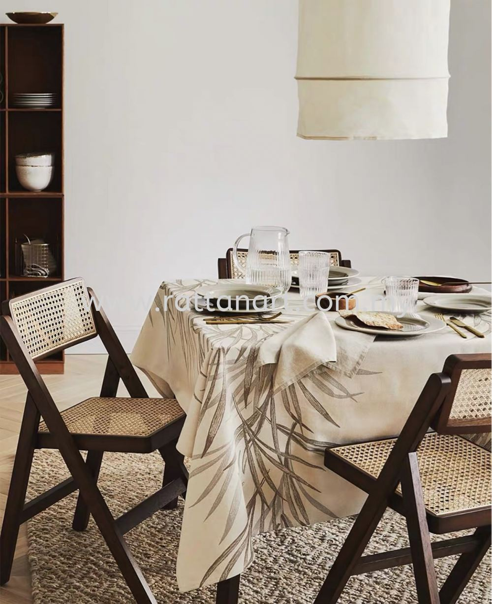 RATTAN DINING CHAIR FORD