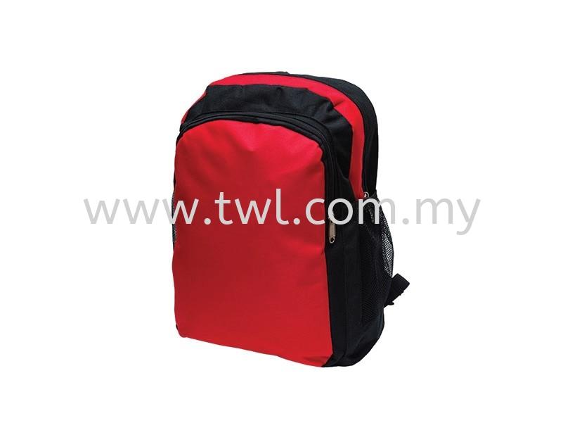 BP34- Simple Backpack