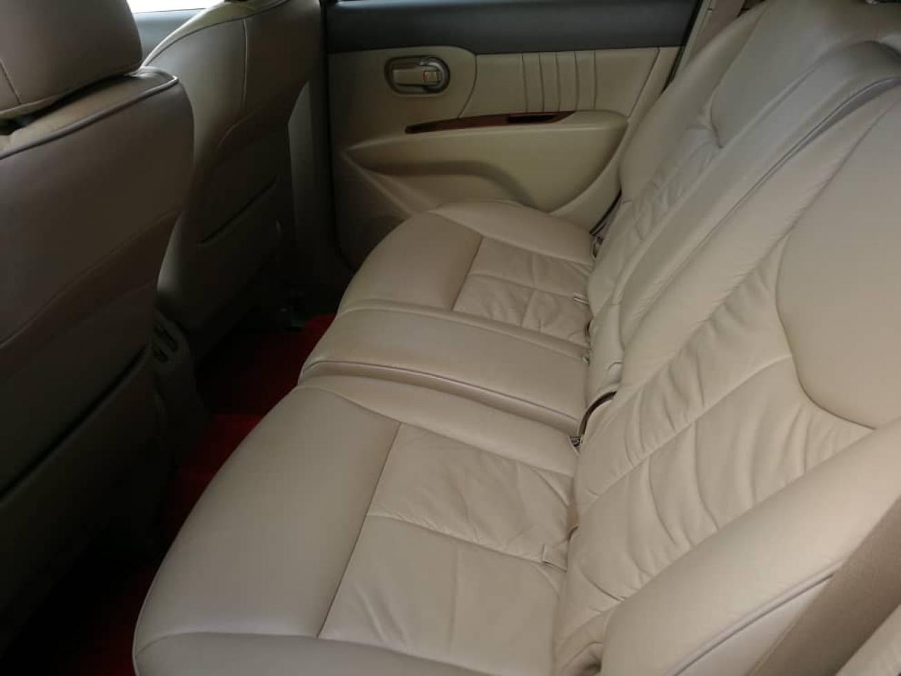 2009 Nissan GRAND LIVINA 1.8 IMPUL (A) Full Loan