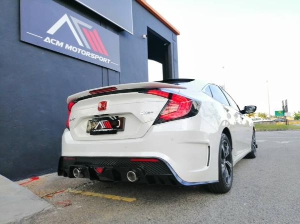 Honda civic fc ms bodykit
