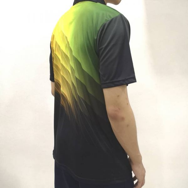 Attop Polo T-Shirt ADF1806 - GREEN