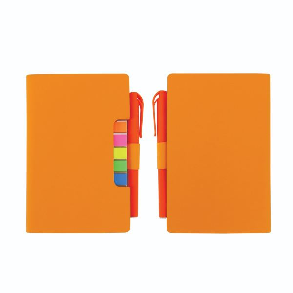 Notebook with Post It Note & Pen - NB 909