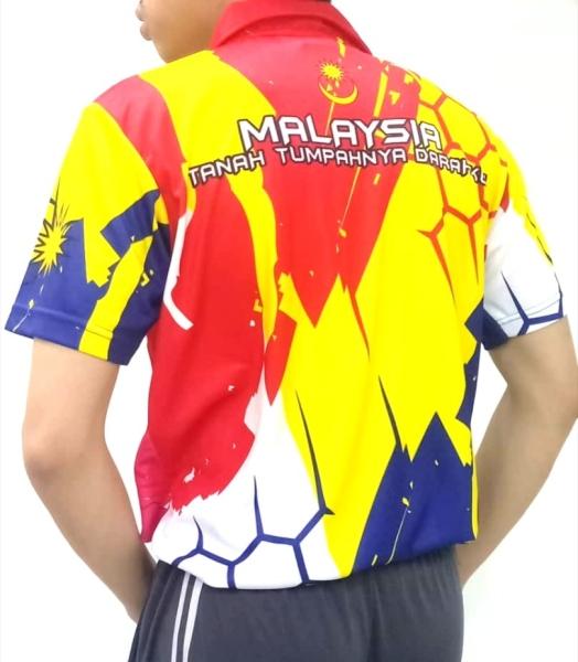 Attop Malaysia Shirt Collar SS