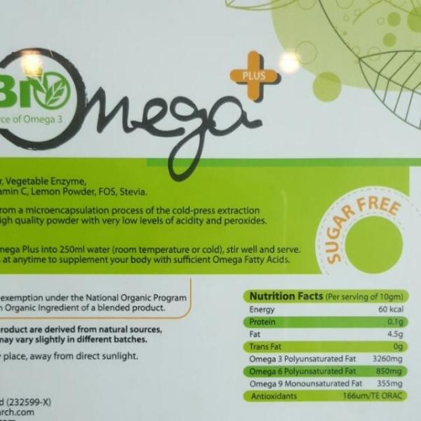 奧美加提煉劑(3+6)