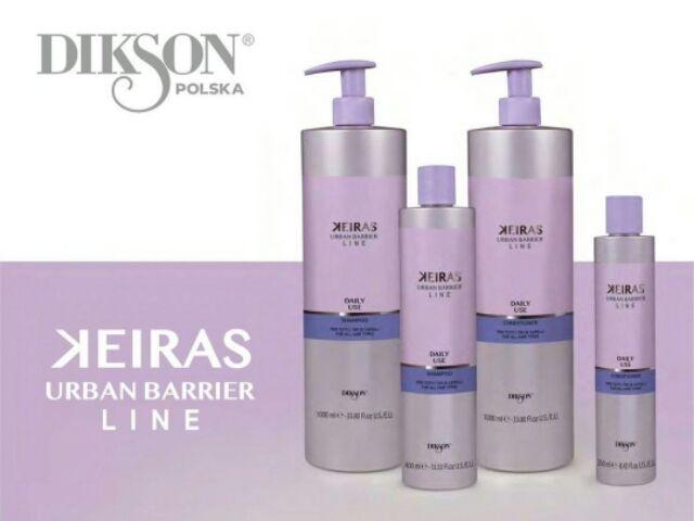 DIKSON KEIRAS URBAN BARBER LINE DAILY USE  RANGE