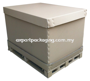 Paper Crate �C Double Wall