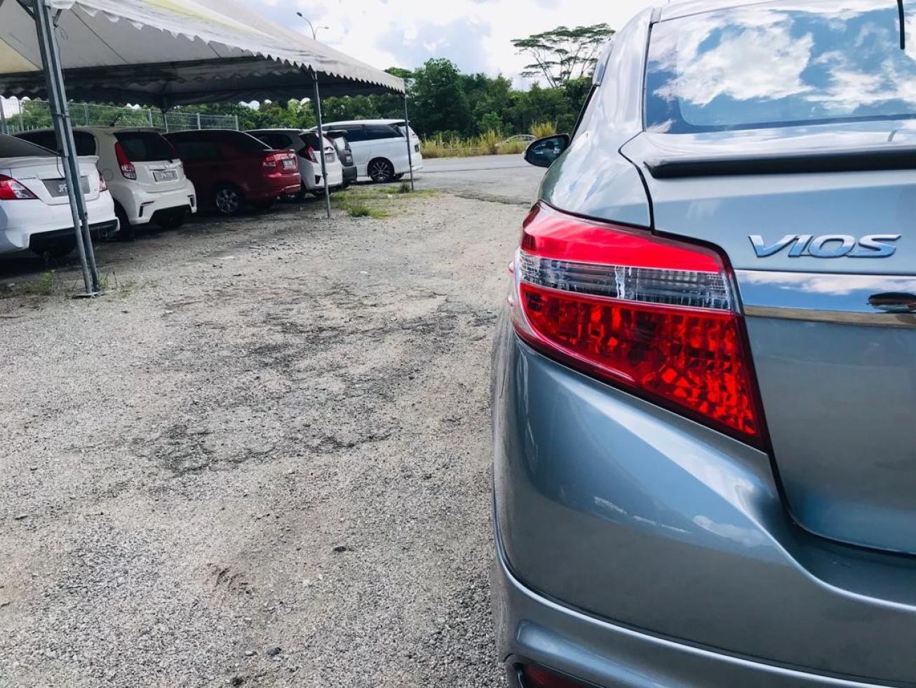 2013 Toyota VIOS 1.5 TRD SPORTIVO (A)