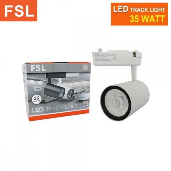 FSL 35W LED Track Light (White)