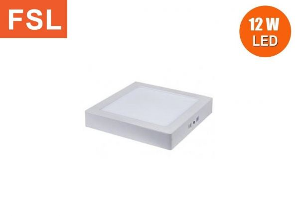 FSL 12W LED (Square) Surface  Kitchen Lamp