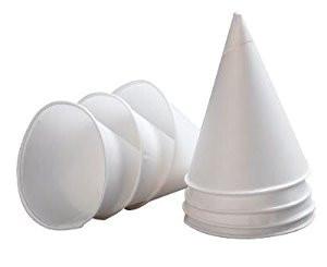 4oz Cone Cup (Plain)