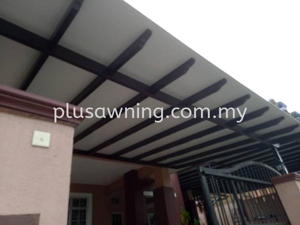 Alumbond Composite Panel @Jalan BM 5/11, Bandar Bukit Mahkota, Kajang, Selangor