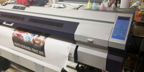 1650 Eco solvent printer pic2