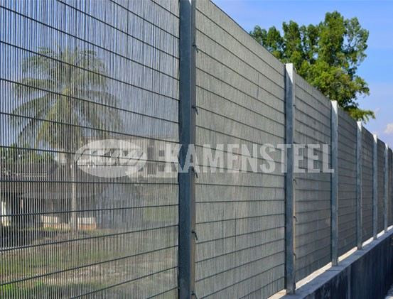 KE Steel Fence
