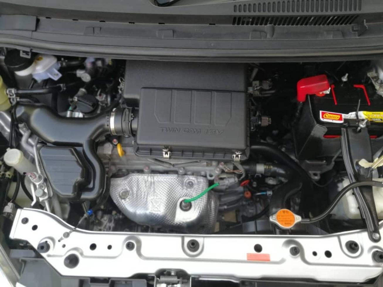 2017 Perodua ALZA 1.5 SE ZS FACELIFT (A) Full loan