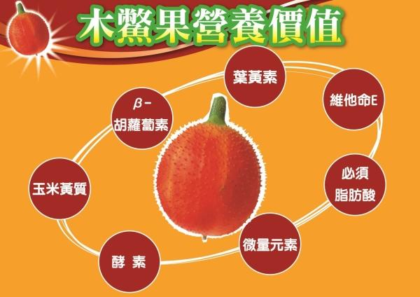 GAG EYE BRIGHTENING SUPPLEMENT 30ml x 15btl/box  木鳖果晶明营养补充品