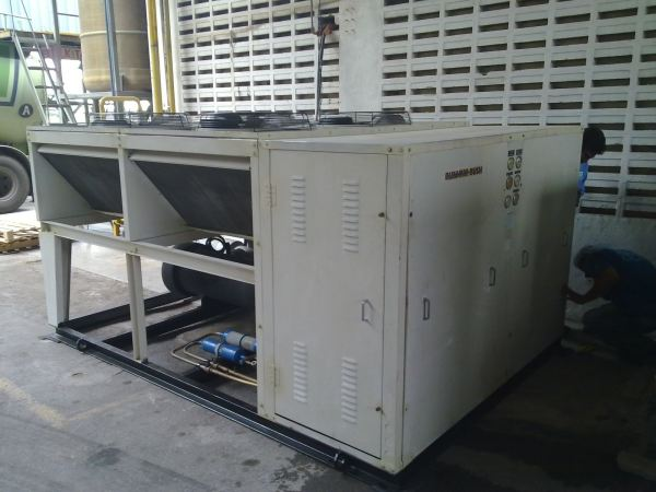 COPE INDUSTRIL AIR COOLED WATER CHILLER SYSTEM