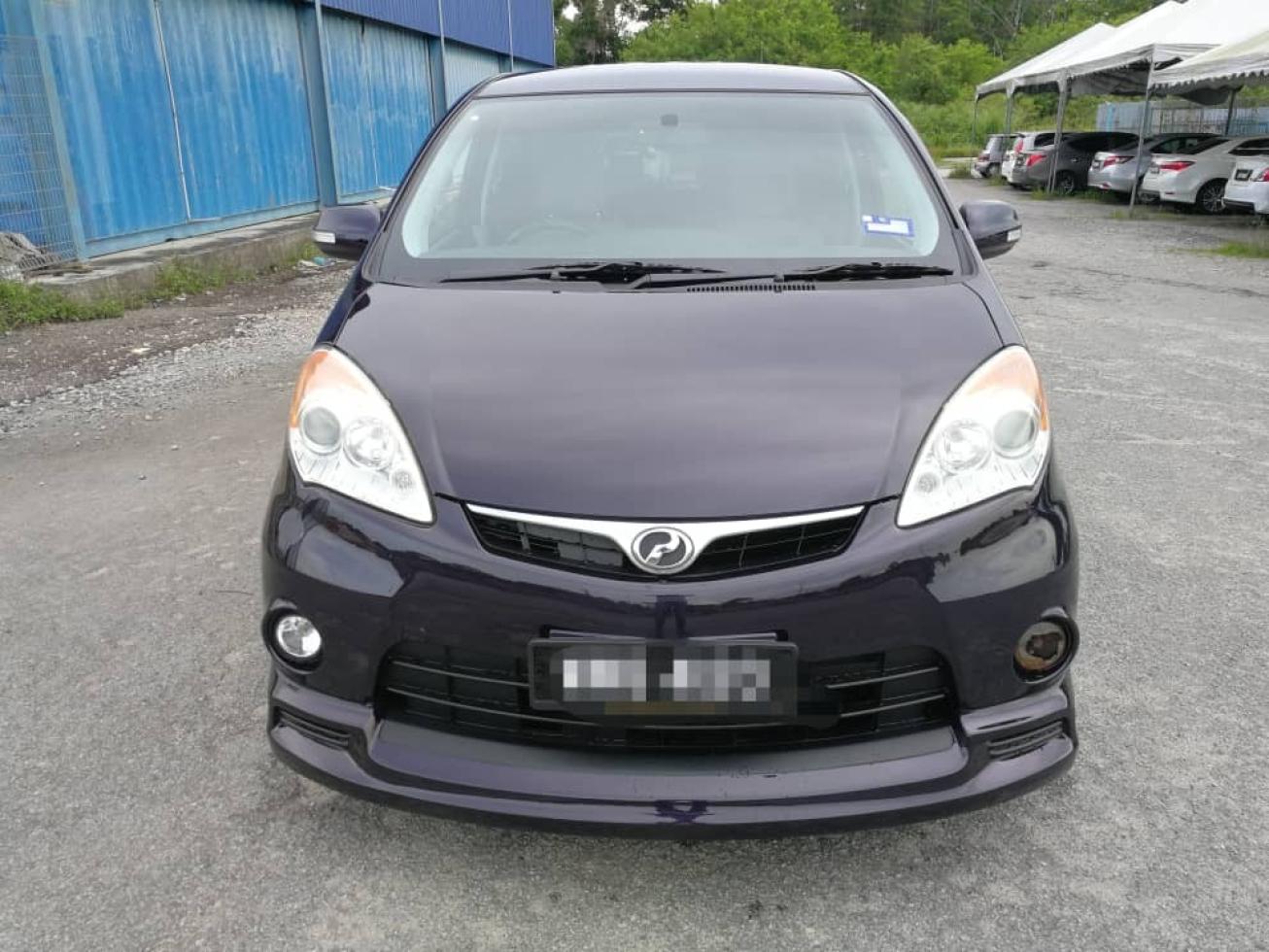 2012 Perodua ALZA 1.5 (A) Full loan
