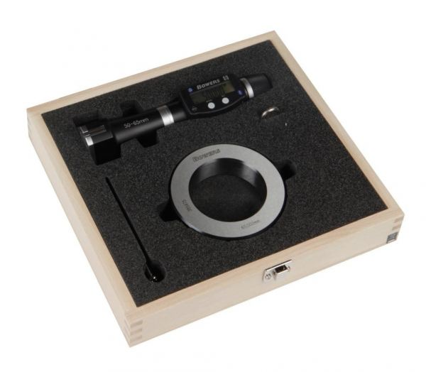 Digital Bore Gauge 50-65mm With Setting Ring