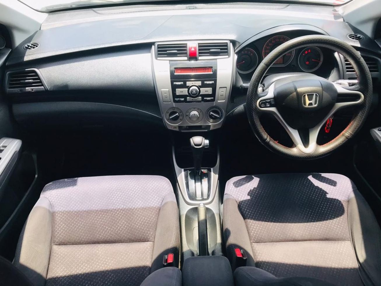 2012 Honda CITY 1.5 E MODULO FACELIFT (A)