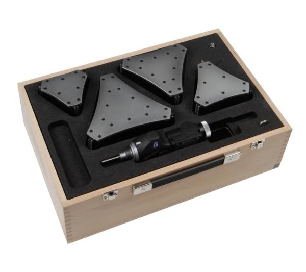 Holematic Bore Gauge 100-200mm Set