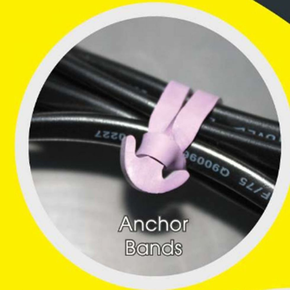 Normal anchor bands