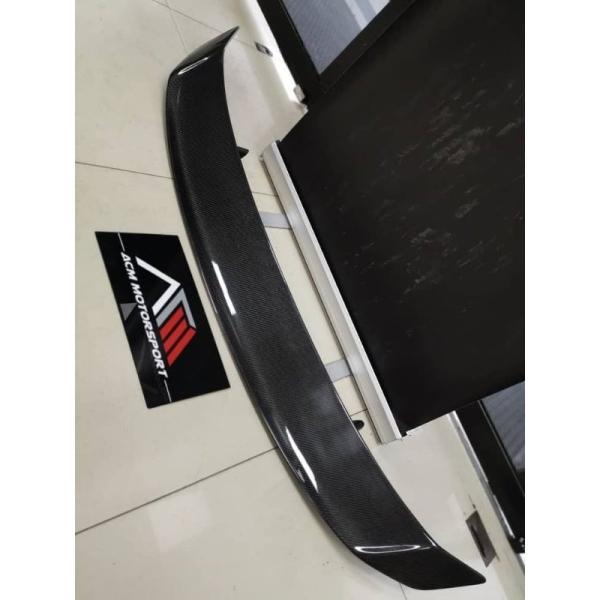 Mercedes benz W117 CLA paktech Carbon Fiber spoiler