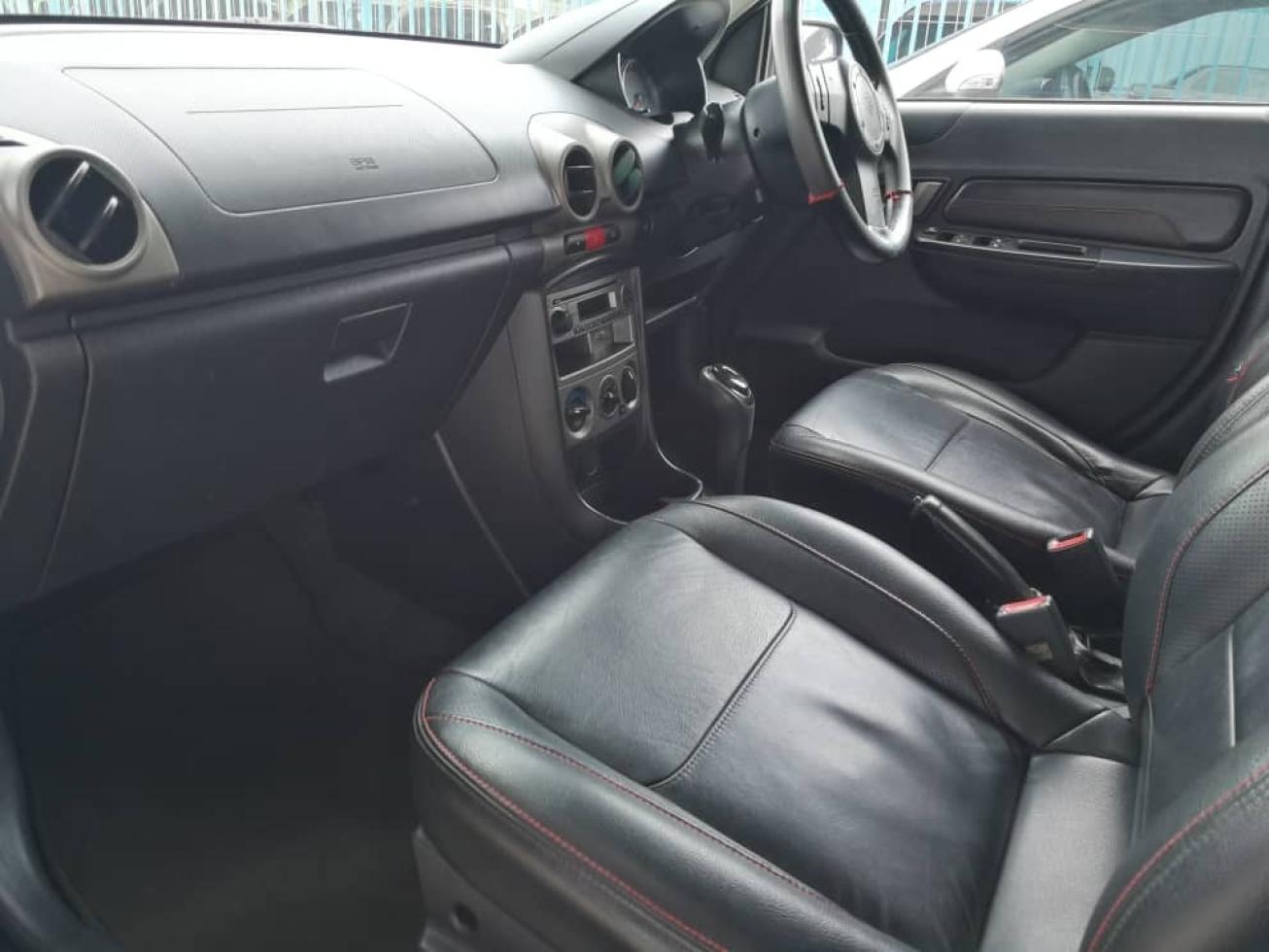 2015 Proton SAGA 1.3 FLX (A)SE leather seat